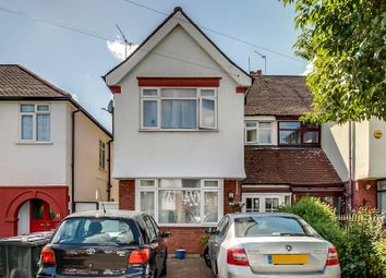 Thumbnail 3 bed semi-detached house for sale in Vernon Rise, Greenford