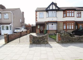 Thumbnail 3 bed terraced house for sale in Rush Green Road, Romford