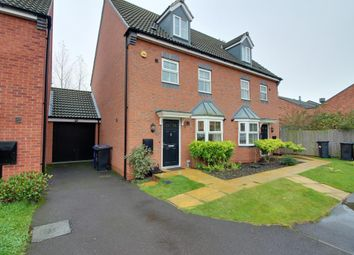 Thumbnail 4 bedroom semi-detached house for sale in Long Eaton, Nottingham