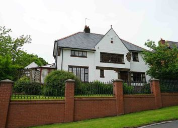 Thumbnail 4 bedroom detached house for sale in Ravensdale Road, Lostock, Bolton