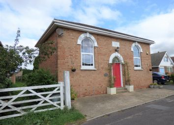 Thumbnail 2 bed cottage for sale in Chapel Lane, Manby, Lincolnshire