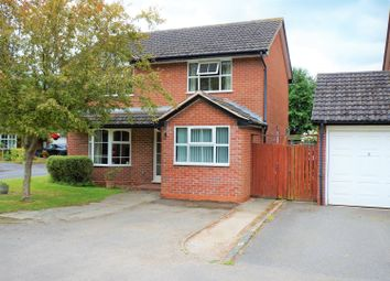 Thumbnail 4 bed detached house for sale in Dovehouse Drive, Wellesbourne