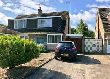 Thumbnail 3 bedroom semi-detached house for sale in Longville, Old Wolverton, Milton Keynes, Buckinghamshire