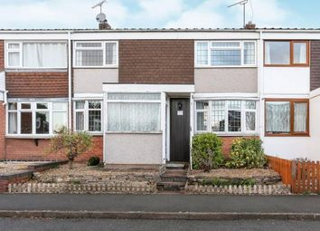 Thumbnail 3 bed terraced house for sale in Royal Meadow Drive, Atherstone, Warwickshire