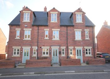 Thumbnail 3 bedroom town house for sale in Rectory Road, Clowne, Chesterfield