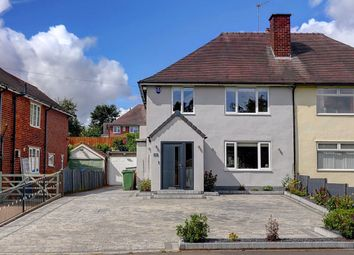 Thumbnail Semi-detached house for sale in 66, The Broadway, Stourbridge, West Midlands