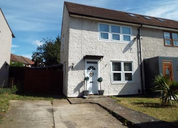 Thumbnail 2 bed end terrace house for sale in Chigwell, Essex