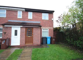 Thumbnail 2 bed terraced house to rent in Knightsbridge Court, Hull