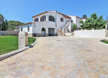 Thumbnail 4 bed villa for sale in Xàbia, Alicante, Spain