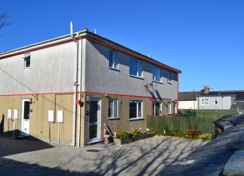 Thumbnail 2 bed flat for sale in Bodriggy Street, Hayle
