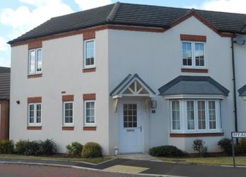 Thumbnail 3 bed property to rent in Hyacinth Close, Evesham, Worcestershire