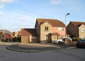 Thumbnail 4 bed detached house for sale in Peal Close, Hoo, Rochester