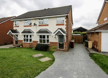 Thumbnail 3 bed semi-detached house for sale in Thorsby Close, Bromley Cross, Bolton