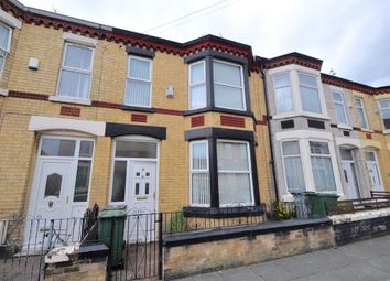 Thumbnail 3 bed terraced house for sale in May Avenue, Wallasey