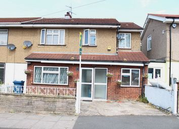 Thumbnail 4 bed semi-detached house for sale in Langton Road, Harrow