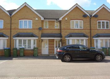 Thumbnail 3 bed terraced house to rent in Stanley Close, London