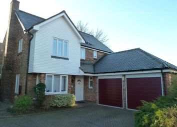 Thumbnail 4 bed detached house to rent in Beck Road, Saffron Walden, Essex