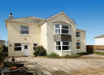 Thumbnail 6 bed detached house for sale in Gerrans, Portscatho, Truro