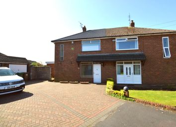 Thumbnail 3 bed semi-detached house for sale in Windlebrook Crescent, Windle, St. Helens