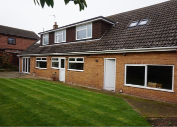 Thumbnail 5 bed detached house to rent in Mill Gate, East Bridgford, Nottingham