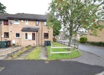 Thumbnail 2 bed town house for sale in Greenfell Close, Fell Lane, Keighley