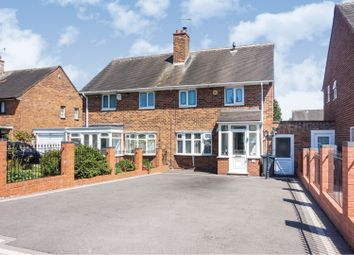 Thumbnail 2 bed semi-detached house for sale in Nearmoor Road, Birmingham