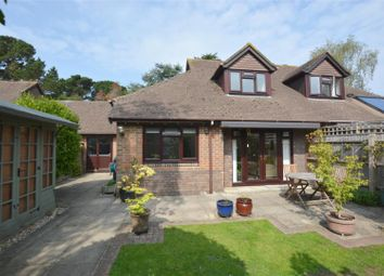 3 bed semi-detached house for sale in Woodley Gardens, Lymington, Hampshire SO41