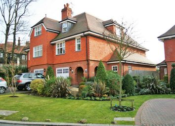Thumbnail 3 bed semi-detached house for sale in Wall Hall, Aldenham, Watford, Hertfordshire
