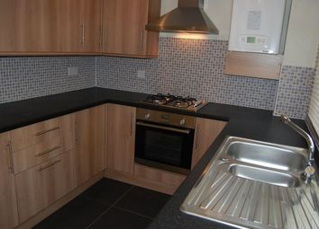 Thumbnail 2 bed flat to rent in Horninglow Road North, Horninglow Road, Burton Upon Trent, Staffordshire