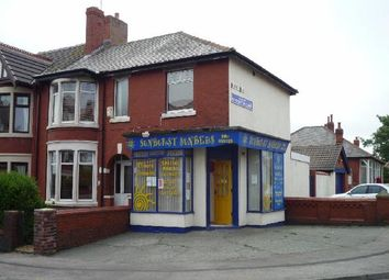 Thumbnail Retail premises for sale in Warley Road, Blackpool