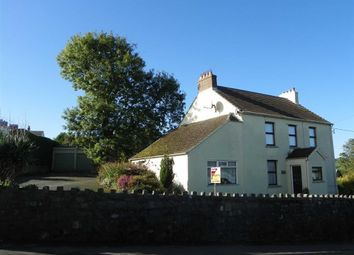 Thumbnail 4 bed detached house for sale in Fishguard