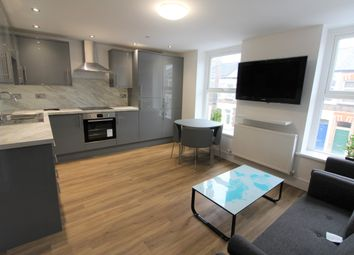 Thumbnail 4 bed flat to rent in May Street, Cathays, Cardiff