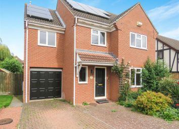 Thumbnail 4 bed detached house to rent in Elsworth Close, St. Ives, Huntingdon
