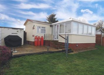 Thumbnail 1 bed mobile/park home for sale in Stratton Park Drive, Biggleswade, Bedfordshire, .