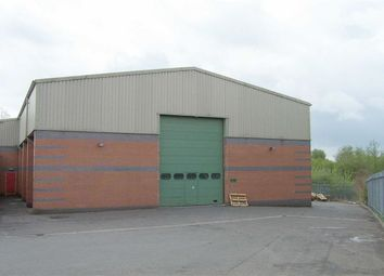 Thumbnail Light industrial to let in Sneyd Street, Stoke-On-Trent, Staffordshire