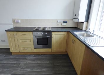 Thumbnail 2 bedroom flat to rent in Burn Terrace, Wallsend