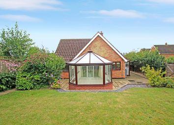3 bed bungalow for sale in Lockington Crescent, Stowmarket IP14