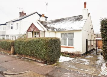 Thumbnail 2 bed detached bungalow for sale in Elmsleigh Drive, Leigh-On-Sea