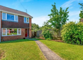 Thumbnail 3 bed semi-detached house for sale in Stonewold Close, Kingsthorpe, Northampton