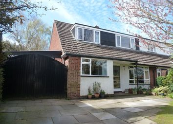 Thumbnail 3 bed semi-detached house for sale in Hillside Road, Frodsham