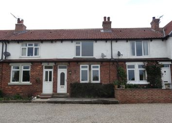 Thumbnail 2 bed terraced house to rent in South View, Kirk Hammerton, York