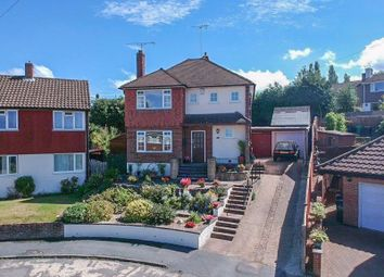 Thumbnail 4 bed detached house for sale in Rosehill, Claygate, Esher