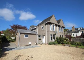 Thumbnail 4 bed semi-detached house for sale in Easter Cornton Road, Stirling, Stirlingshire