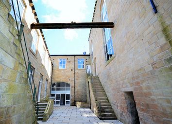 Thumbnail 2 bed flat for sale in The Engine Room Apartments, Hollins Mill, Hollins Road, Walsden, West Yorkshire