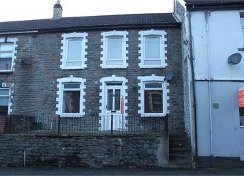 Thumbnail 3 bedroom terraced house to rent in Ynyshir Road, Ynyshir, Porth, Rhonnda Cynon Taff.