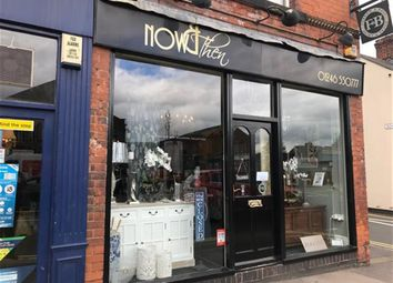 Thumbnail Retail premises for sale in Beautiful Interiors & Furnishings Retailer S40, Derbyshire