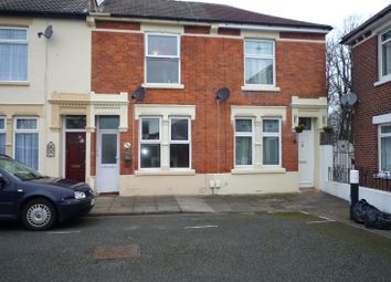 Thumbnail 2 bedroom terraced house to rent in Bowler Avenue, Portsmouth