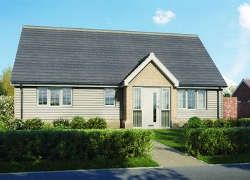 Thumbnail 2 bed detached bungalow for sale in Plot 3 'old Stables', Walton Road, Kirby-Le-Soken, Frinton-On-Sea, Essex