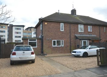 Thumbnail 3 bedroom semi-detached house for sale in Potters Way, Peterborough