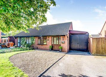 Cranleigh Way, Boley Park, Lichfield, Staffordshire WS14. 2 bed bungalow for sale